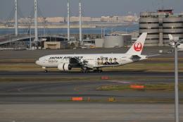 yoshi_350さんが、羽田空港で撮影した日本航空 777-289の航空フォト(飛行機 写真・画像)