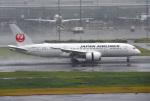 mojioさんが、羽田空港で撮影した日本航空 787-8 Dreamlinerの航空フォト(写真)