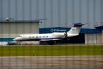 KAZKAZさんが、セレター空港で撮影したユタ銀行 G-IV Gulfstream IVの航空フォト(写真)