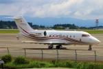 Kuuさんが、鹿児島空港で撮影したエア・アライアンス - Air Alliance [AYY] CL-600-2B16 Challenger 604の航空フォト(飛行機 写真・画像)