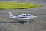 Gambardierさんが、岡南飛行場で撮影した学校法人ヒラタ学園 航空事業本部 SR20 Sの航空フォト(写真)