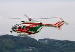 LOTUSさんが、八尾空港で撮影した香川県防災航空隊 BK117C-2の航空フォト(写真)