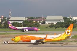 航空フォト:HS-DBT ノックエア 737-800