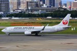 HISAHIさんが、福岡空港で撮影した日本航空 737-846の航空フォト(写真)
