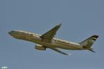 妄想竹さんが、香港国際空港で撮影したエティハド航空 A330-243Fの航空フォト(写真)