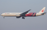 Shotaroさんが、北京首都国際空港で撮影した中国国際航空 777-39L/ERの航空フォト(写真)