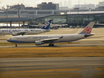 アイスコーヒーさんが、羽田空港で撮影したチャイナエアライン A330-302の航空フォト(飛行機 写真・画像)