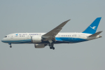 Shotaroさんが、北京首都国際空港で撮影した厦門航空 787-8 Dreamlinerの航空フォト(写真)