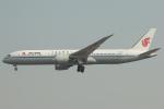 Shotaroさんが、北京首都国際空港で撮影した中国国際航空 787-9の航空フォト(写真)