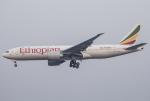 Shotaroさんが、北京首都国際空港で撮影したエチオピア航空 777-260/LRの航空フォト(写真)