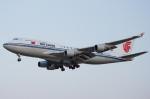 Shotaroさんが、北京首都国際空港で撮影した中国国際航空 747-4J6の航空フォト(写真)