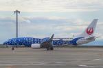 yabyanさんが、中部国際空港で撮影した日本トランスオーシャン航空 737-8Q3の航空フォト(飛行機 写真・画像)