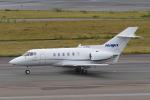 yabyanさんが、中部国際空港で撮影したHelijet BAe-125-800Aの航空フォト(飛行機 写真・画像)