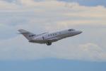 yabyanさんが、中部国際空港で撮影したHelijet BAe-125-800Aの航空フォト(写真)
