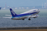 yabyanさんが、中部国際空港で撮影したANAウイングス 737-54Kの航空フォト(写真)