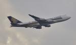 shiraponさんが、成田国際空港で撮影したシンガポール航空カーゴ 747-412F/SCDの航空フォト(写真)