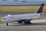 yabyanさんが、中部国際空港で撮影したデルタ航空 A330-223の航空フォト(写真)