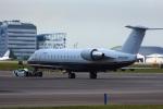 KAZKAZさんが、セレター空港で撮影したウィルミントン・トラスト・カンパニー CL-600-2B19 Regional Jet CRJ-100SEの航空フォト(写真)