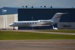 KAZKAZさんが、セレター空港で撮影したウィルミントン・トラスト・カンパニー G-IV-X Gulfstream G450の航空フォト(写真)