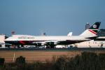 トロピカルさんが、成田国際空港で撮影したブリティッシュ・エアウェイズ 747-136の航空フォト(写真)