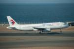 かみきりむしさんが、中部国際空港で撮影した中国東方航空 A321-211の航空フォト(写真)
