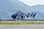Gambardierさんが、岡南飛行場で撮影した徳島県消防防災航空隊 BK117C-2の航空フォト(写真)