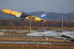 らひろたんさんが、千歳基地で撮影した全日空 777-281/ERの航空フォト(写真)