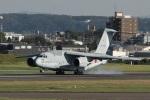 なぞたびさんが、名古屋飛行場で撮影した航空自衛隊 C-2の航空フォト(写真)