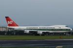 banshee02さんが、横田基地で撮影したエバーグリーン航空 747-273Cの航空フォト(写真)