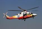 LOTUSさんが、八尾空港で撮影した鳥取県消防防災航空隊 AW139の航空フォト(写真)