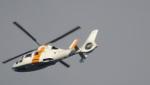 kazuhikoさんが、福島空港で撮影した東邦航空 SA365N1 Dauphin 2の航空フォト(写真)