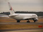アイスコーヒーさんが、成田国際空港で撮影したジェット・アジア・エアウェイズ 767-222の航空フォト(写真)
