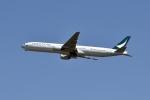 sonnyさんが、成田国際空港で撮影したキャセイパシフィック航空 777-367の航空フォト(写真)