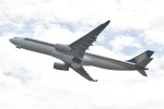 よしポンさんが、関西国際空港で撮影したシンガポール航空 A330-343Xの航空フォト(写真)