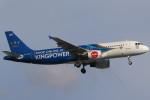 Itami Spotterさんが、ドンムアン空港で撮影したタイ・エアアジア A320-214の航空フォト(飛行機 写真・画像)