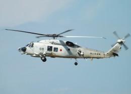 倉島さんが、新潟空港で撮影した海上自衛隊 SH-60Kの航空フォト(飛行機 写真・画像)