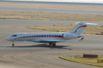 yabyanさんが、中部国際空港で撮影したエアアジア BD-700-1A10 Global Expressの航空フォト(飛行機 写真・画像)