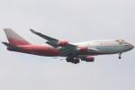 Itami Spotterさんが、スワンナプーム国際空港で撮影したロシア航空 747-446の航空フォト(写真)