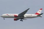 Itami Spotterさんが、スワンナプーム国際空港で撮影したオーストリア航空 777-2B8/ERの航空フォト(写真)