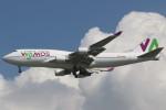 Itami Spotterさんが、スワンナプーム国際空港で撮影したワモス・エア 747-419の航空フォト(写真)
