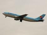 アイスコーヒーさんが、成田国際空港で撮影した大韓航空 A300B4-622Rの航空フォト(飛行機 写真・画像)