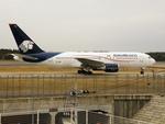 アイスコーヒーさんが、成田国際空港で撮影したアエロメヒコ航空 767-25D/ERの航空フォト(写真)