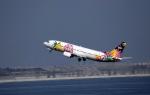 kumagorouさんが、羽田空港で撮影したスカイネットアジア航空 737-4M0の航空フォト(写真)