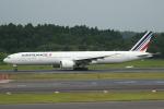 セブンさんが、成田国際空港で撮影したエールフランス航空 777-328/ERの航空フォト(写真)