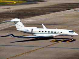 航空フォト:N712KT ウィルミントン・トラスト・カンパニー G500/G550 (G-V)