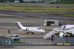 T.Sazenさんが、名古屋飛行場で撮影したダイヤモンド・エア・サービス MU-300の航空フォト(写真)