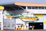 SAMBAR-2463さんが、群馬ヘリポートで撮影した静岡県消防防災航空隊 BK117C-1の航空フォト(写真)
