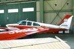 きったんさんが、中日本航空専門学校で撮影した中日本航空専門学校 E33 Bonanzaの航空フォト(写真)