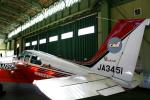 きったんさんが、中日本航空専門学校 で撮影した中日本航空専門学校 E33 Bonanzaの航空フォト(写真)