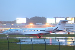 keks34さんが、福岡空港で撮影したウィルミントン・トラスト・カンパニー G650 (G-VI)の航空フォト(写真)